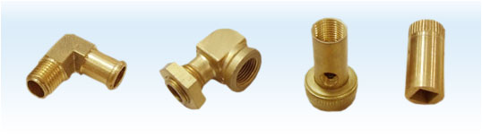Brass CNC Mahined Components