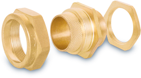 Brass  BW2 Parts Cable Glands