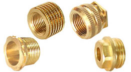 Brass PPR inserts PPR fittings
