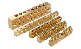 Brass Neutral Links Brass Neutral bars Brass Terminal Blocks ...