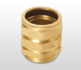 CW 3 Parts Brass Cable Gland