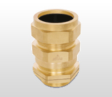C/W 4 Parts Brass Cable Gland
