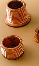 Copper Bushes Copper plugs