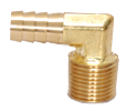 Brass hose barbs Brass Hoe elbows Brass NPT NPTF hose fittings