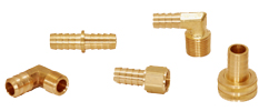brass garden fittings Brass Garden hose fittings male hose barbs